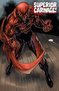 the superior carnage