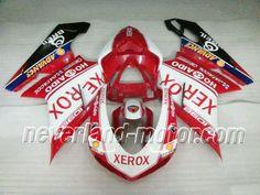 Ducati 1198 / 1098 / 848 ABS Fairing - Xerox #Ducati848Fairings #Ducati848RaceFairings