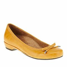 Vionic by Orthaheel Women's Olivia Ballet Flat Shoes :: Casual Shoes :: $89.99