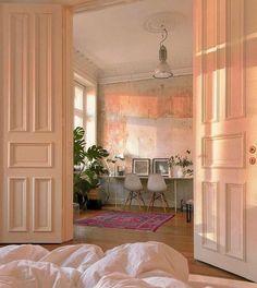 Dream Home Design, My Dream Home, Home Interior Design, Appartement New York, Aesthetic Room Decor, Dream Apartment, Dream Rooms, My New Room, House Rooms