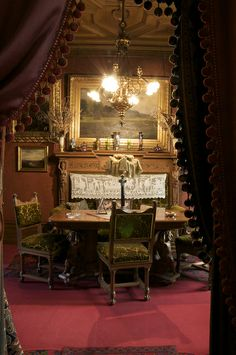 Herreværelset by Nationalmuseet, via Flickr