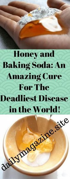 Millions of people suffer from cancer all across America. Modern cancer treatment is expensive, ineffective, and dangerous! Try this home remedy instead. The benefits from honey and baking soda are basically unlimited. Honey has been used for its medicinal properties for centuries, and Baking soda can be used for basically anything! I can't imagine what powerful abilities …