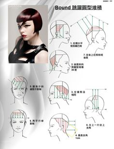 Bound by Sassoon, practice cutting, build clientele with awesome technique. Graduated Bob Haircuts, Long Layered Haircuts, Hair Cutting Techniques, Hair Color Techniques, Short Hair Cuts, Short Hair Styles, Haircut Styles For Women, How To Cut Bangs, Hair Tools