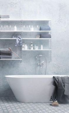 11 Awesome Scandinavian Bathroom Ideas