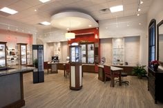 ForSight Eye Center | Doctor of Optometry Office Design | Barbara Wright Design