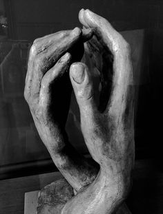 Inspiration art: Rodin's sculpture - For all the things my hands have held, the best by far is you Sexless Marriage, A Night To Remember, Rodin, Arms, Good Things, Sculpture, Statue, Inspiration, Biblical Inspiration