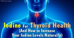 Iodine is essential for healthy thyroid function and efficient metabolism, but most people are deficient in this nutrient. http://articles.mercola.com/sites/articles/archive/2013/06/29/iodine-deficiency-risk.aspx