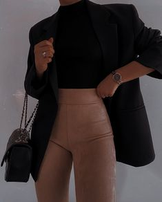 Cute Casual Outfits, Pretty Outfits, Stylish Outfits, Winter Fashion Outfits, Look Fashion, Fall Outfits, Mode Lookbook, Vetement Fashion, Elegantes Outfit