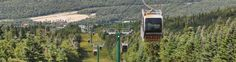 Wildcat Resort New Hampshire   Scenic Gondola (June - October)  ($15 for adults - or $22 to include lunch)