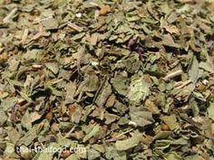 Getrocknetes Thai Basilikum