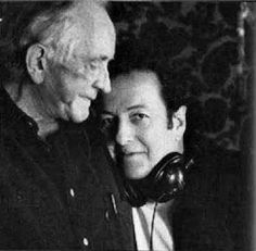 Classic Photo: Johnny Cash and Joe Strummer