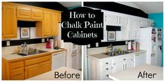 how to cabinets