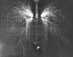 25 Rare and Fascinating Photos of Nikola Tesla ~ vintage everyday