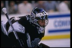 Kelly Hrudey - LA Kings
