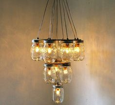 great mason jar crafts & idea