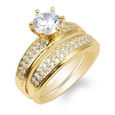 dnswez 4 Ct Promise Rings Engagement Wedding Teardrop Pear Cut CZ Cubic Zirconia Solitaire Girls Women Size:6-9