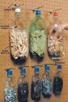 Don't throw out your plastic bottles. Here are 17 nifty ways to re-use them instead