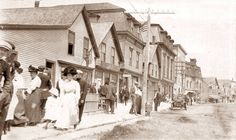 Main Street, Vinalhaven, Maine Vinalhaven Maine, Victorian Era, Fall 2018, Main Street, Beautiful Landscapes, Beaches, Islands, Posters, Journal