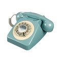 Add a touch of vintage to your home with this wonderful 746 telephone from Wild & Wolf. This 1960s style icon is widely regarded as the universal symbol of the phone, with its instantly recognisable c