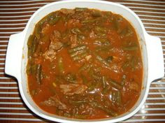 Green Bean Stew (Ara