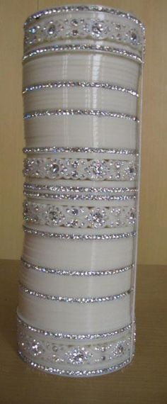 Indian style bangles - chura (bridal)