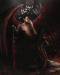 Boy Drawing, Tom Ellis, Hades, Satan, Romans, Anime Guys, Drawings, Painting, Fictional Characters