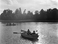 Boating in the Gardens of Versailles | Flickr - Photo Sharing!