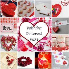 Valentine Pinterest Picks