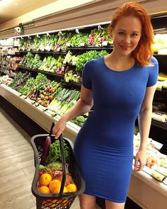 Nancy milf hunter grocery store