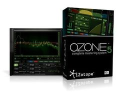 iZotope Ozone 5 Standard: Complete Essential Master Plug-in Music Software, Studio Software, Patch Maker, Recording Studio, Plugs, The Creator, Patches, Audio, Technology