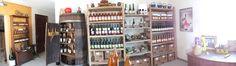La boutique de la cidrerie Le Père Mahieu où vous trouverez tous nos produits : cidres Cotentin, Pommeau AOC, Calvados AOC, jus de pommes, Flip, vinaigre de cidre, gelée de pommes