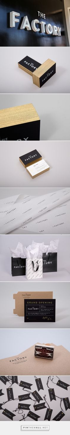 The Factory on Behance - https://www.behance.net/gallery/28268719/The-Factory... - a grouped images picture - Pin Them All