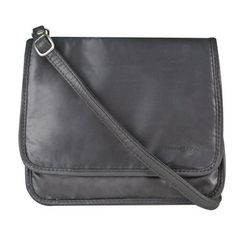 Safe ID Ripstop Expandable Cross-body Bag