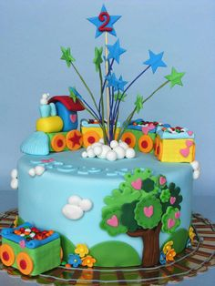 All sizes   Train cake   Flickr - Photo Sharing!