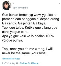 Quotes Sahabat, Quotes Lucu, Quotes Galau, Message Quotes, Reminder Quotes, Story Quotes, Tweet Quotes, Twitter Quotes, Mood Quotes
