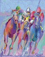 Framed Horse Race 2