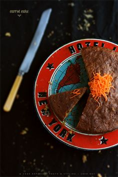 Healthy Carrot Cake   Cook Republic