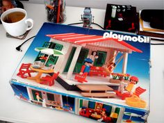 playmobil My grandmother had this I remember playing with it