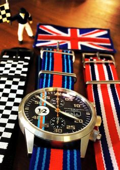 Maurice de Mauriac, most popular Nato straps. Swiss Made Watches, Nato Strap, Ribbon Belt, Watch Straps, Zulu, Rolex Watches, Popular, Fabric, Dress