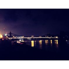 View From Home -  Hammersmith Bridge
