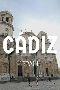 Cádiz is a city in the Costa de la Luz. It has some of the most beautiful beaches in Spain. Cadiz is divided into the new section and the historic section.