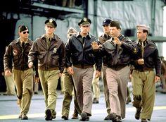 Josh Hartnett, Ben Affleck and Alec Baldwin As Capt. Danny Walker, Capt. Rafe McCawley and Lt. Col. James Doolittle in Pearl Harbor