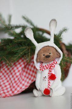 Plush Animals, Cute Animals, Teddy Toys, Bear Toy, Handmade Toys, Pet Toys, Crochet Toys, Needle Felting, Teddy Bears