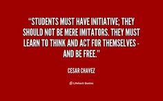 Cesar Chavez Quotes. QuotesGram by @quotesgram