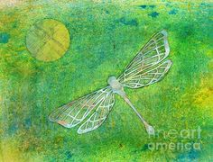 Dragonfly by Desiree Paquette