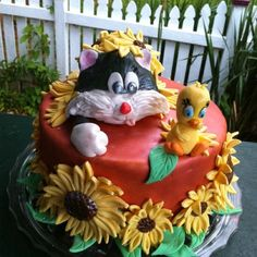 One of my favorite cakes