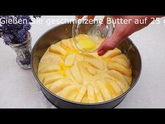 Ha van 3 almád, egy gyors almás pite recept. - YouTube German Cakes Recipes, Cake Recipes, Dessert Recipes, Quick Apple Pie Recipe, Cooking Apple Recipes, Bolo Red Velvet, Healthy Banana Muffins, Sweet Pie, Let Them Eat Cake