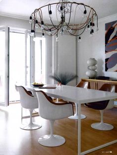 CAPPELLINI Fronzoni '64 table by A.G. Fronzoni