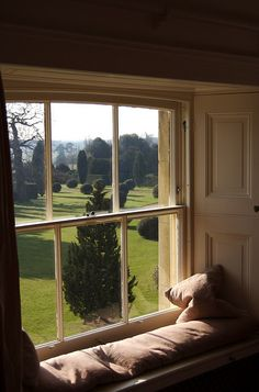 This looks like Mr Darcy's view ! Or Elizabeth's !