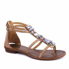 #Sandalias de la marca CORAL BLUE modelo Pearl #shoes #moda #complementos